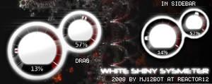 WhiteShinySysmeter