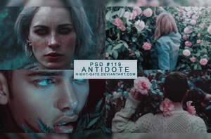 PSD #119 | Antidote by night-gate by night-gate