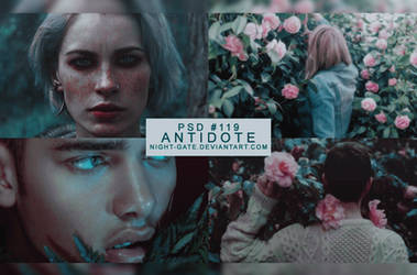 PSD #119 | Antidote by night-gate