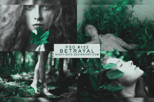 PSD #122 | Betrayal by night-gate