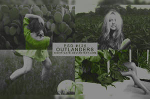 PSD #125 | Outlanders by night-gate by night-gate