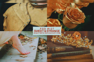 PSD #127 | Sweet and Strange by night-gate by night-gate