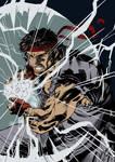 Ryu Classic Street Fighter Claudio Nunes 06 2020 F