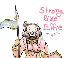 Effie Cosplay