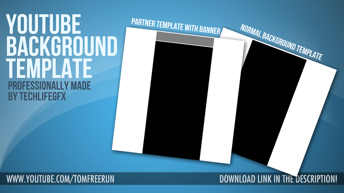 YouTube Background Templates 2012 - Download! by TechlifeGFX on ...