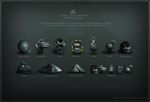 Aztec-Icons