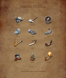 VIKING-ICONS-Complete Version