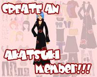 .: Create an Akatsuki Member:. by tanya1