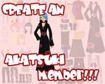 .: Create an Akatsuki Member:.