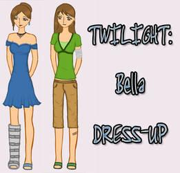 .: Twilight: Bella Dress-up :.