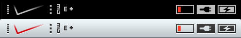 MiniBar for iPhone 4