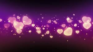 Hearts Love HD Live Wallpaper
