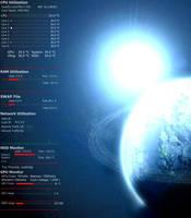 Ultimate System Monitor v2 by SoCalDJ