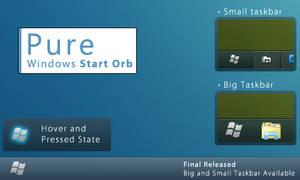 Pure Windows Start Orb Final