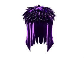 tribal hair -DL- by RageXYZ
