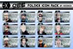 EXO Growl Folder Icon Pack