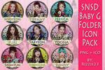 SNSD Baby G Folder Icon Pack
