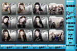 SNSD Real Baby G Folder Icon Pack
