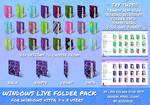 Windows Live Folder Mega Icon Pack