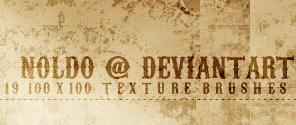 Grunge Textures by Noldo
