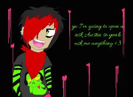 ask me by EmoCatT3T