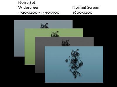 Noise Wallpaper Set by neodesktop