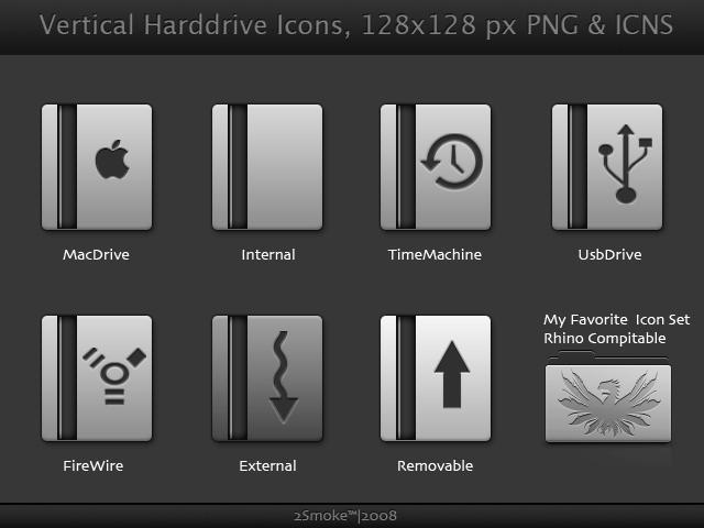 Vertical Drive by neodesktop