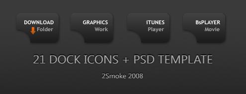 BTX Dock Icon by neodesktop