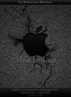 AppleCrack Wallpeper Set by neodesktop
