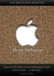 AppleCork Wallpaper Set by neodesktop