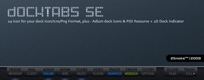 DockTabs SE by neodesktop