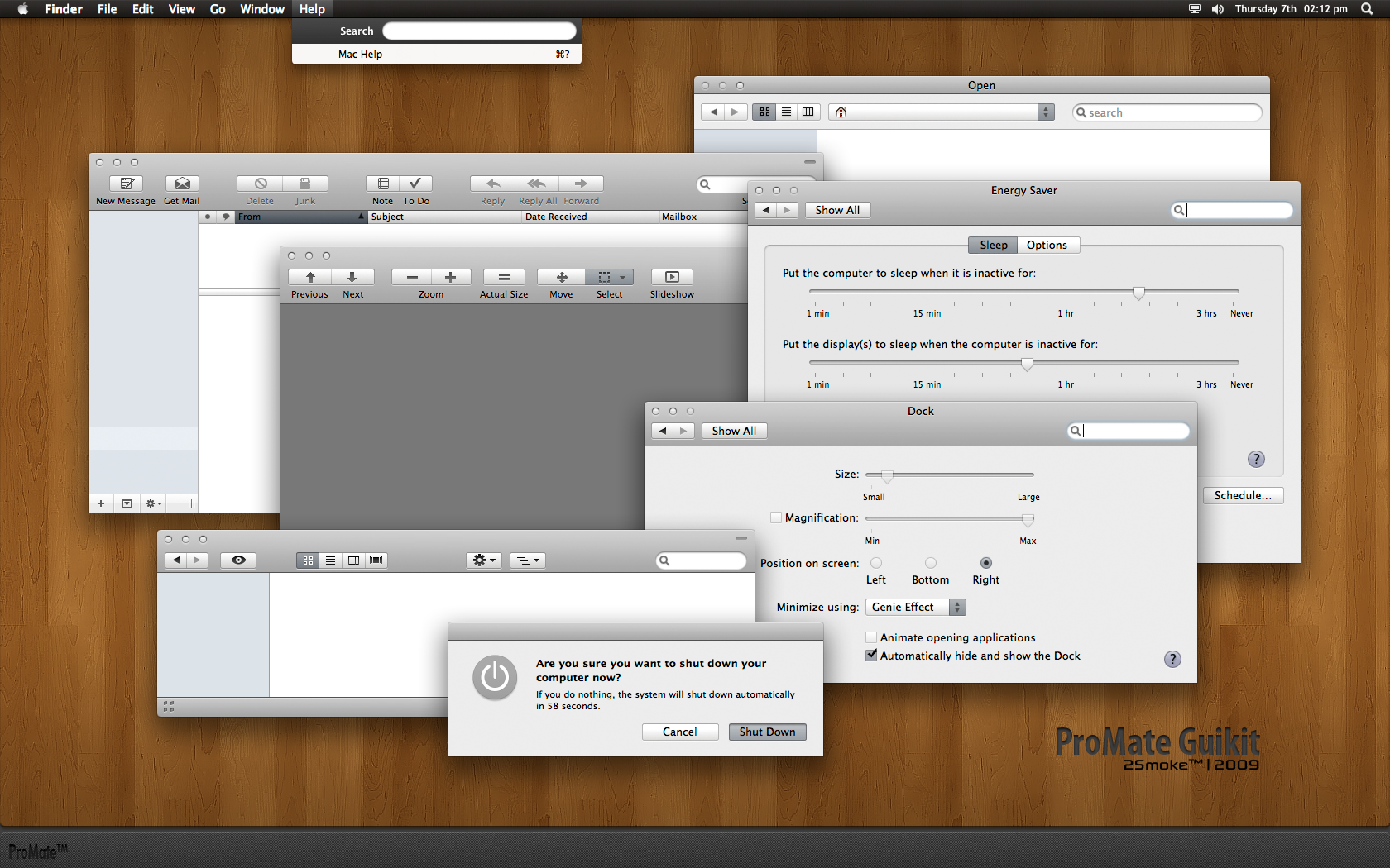 ProMate Public Beta 1 by neodesktop