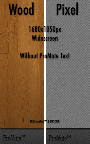 ProMate Walls by neodesktop