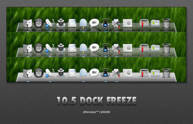 10.5 Dock Freeze by neodesktop