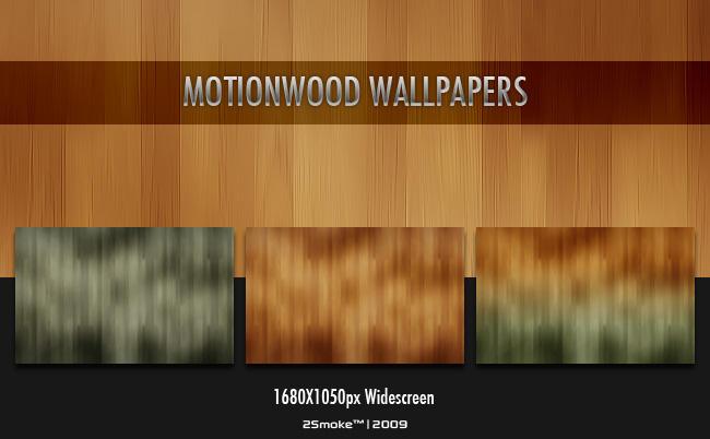 MotionWood Wallpapers by neodesktop