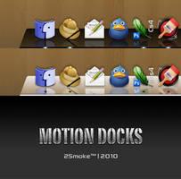 Motion Docks by neodesktop