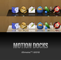 Motion Docks by neodesktop