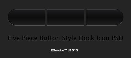 Button Dock PSD by neodesktop