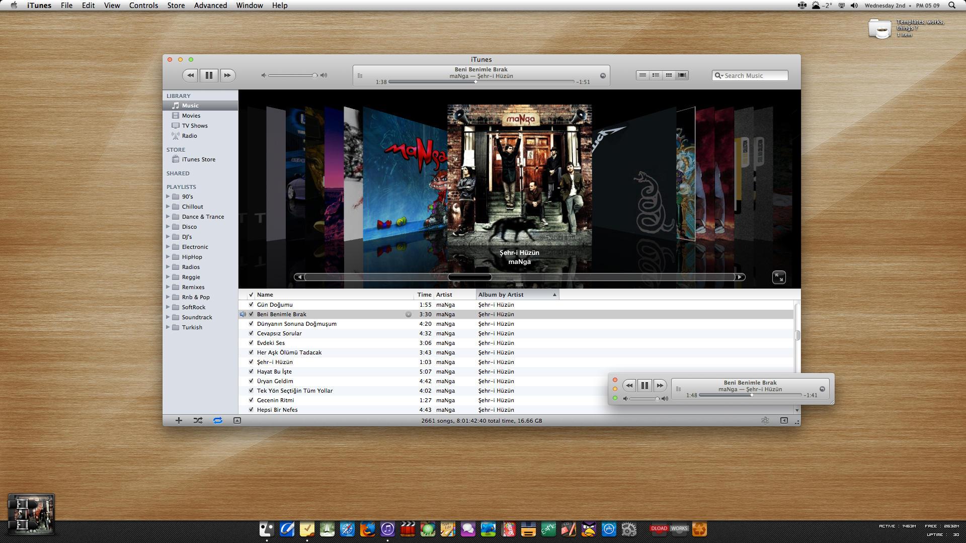 iTunes 10.1.2 Plastic Pulse by neodesktop