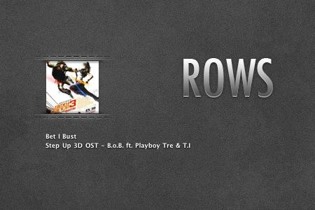 Rows by neodesktop