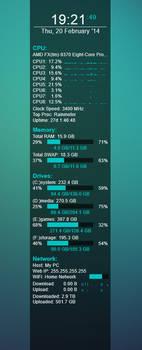 SysMON v2 [WIP] UPDATE 2.6