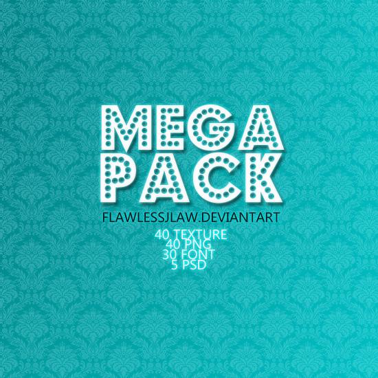 MEGA PACK 02 by flawlessjlaw