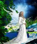 Animation Glitter Fairy