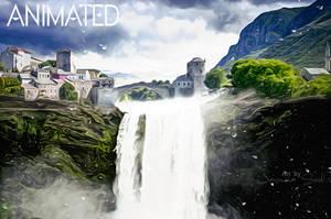 Waterfall - Animation