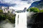 Waterfall - Animation by JassysART