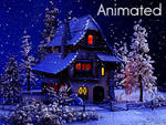 Let it snow....- animated
