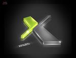 Xfiles logo psd free