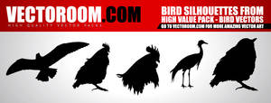 vectoroom.com - bird vectors