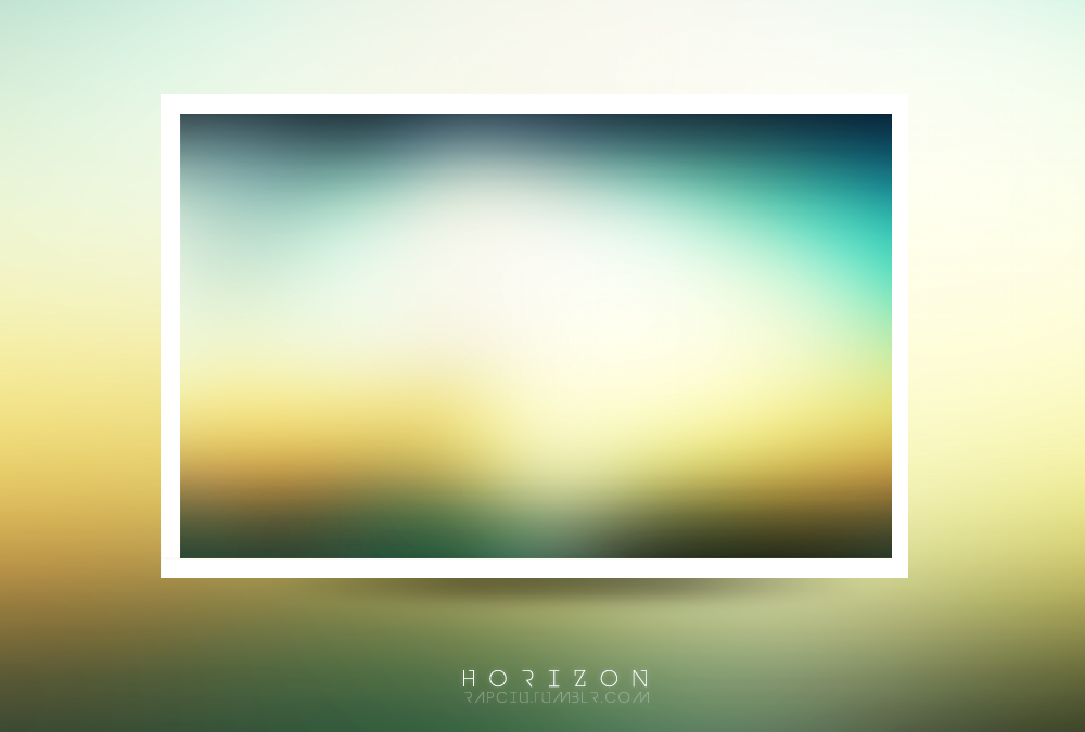 Horizon by xxRapeKxx