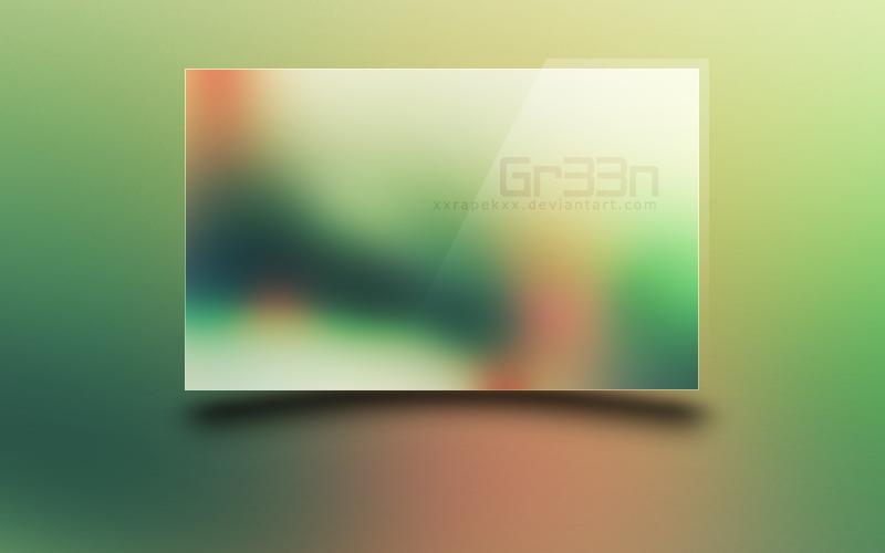Gr33n by xxRapeKxx